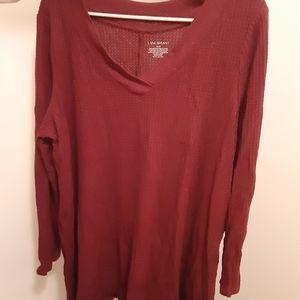 Lane Bryant VNeck Sweater
